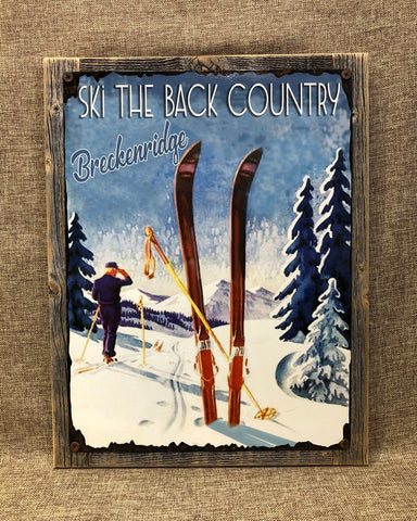Ski The Backcountry