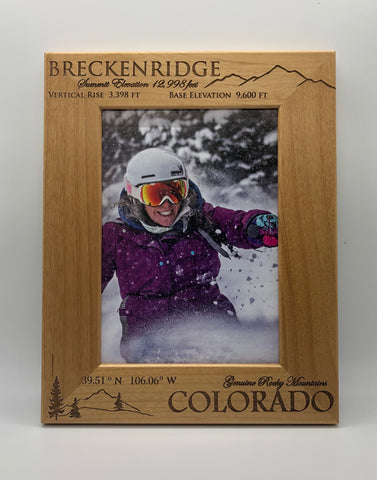 4X6 Breckenridge Elevation Vertical