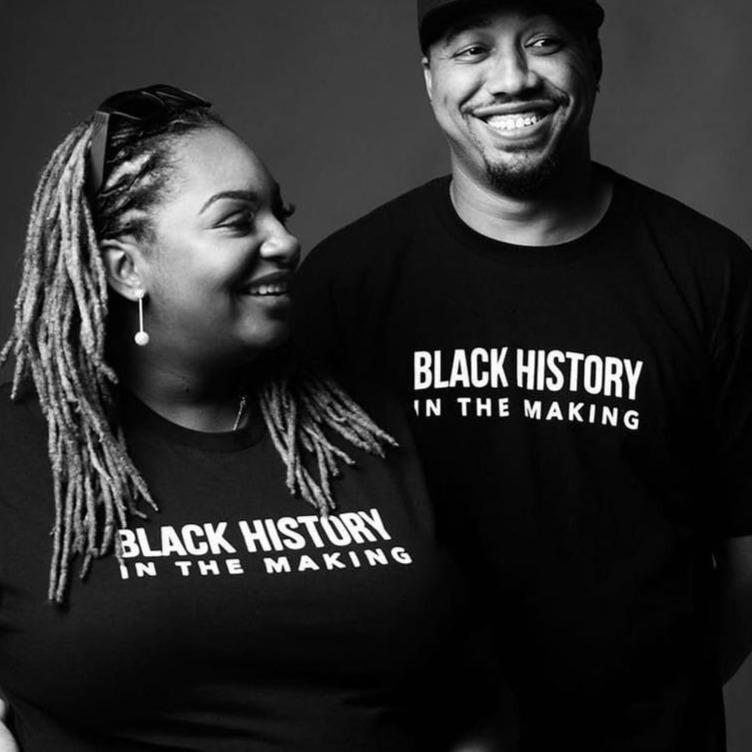 Black History In The Making Shirts