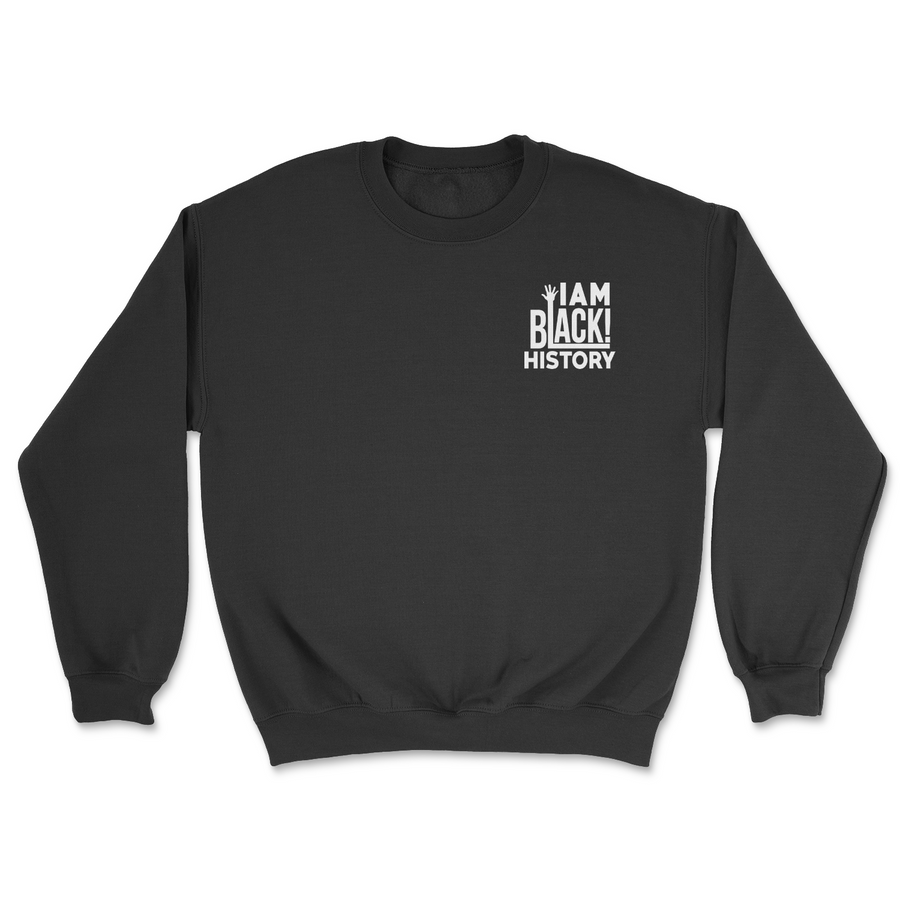 I AM Black History Sweater