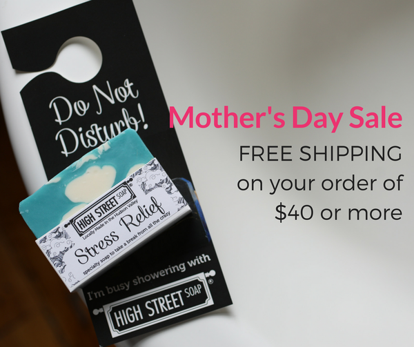 Mother's Day Sale - FREE SHIPPING