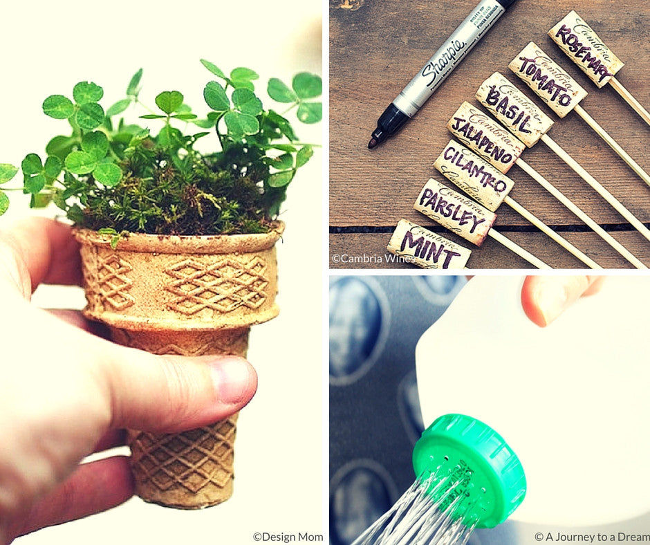 Green Gardening Tips {Friday Finds}