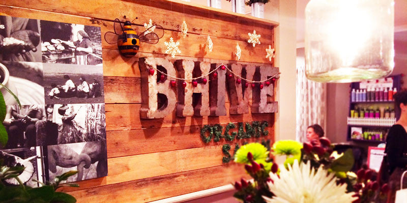 The 2016 B Hive Organic Salon Holiday Boutique + Market