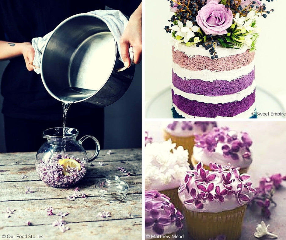 Lilac Inspiration {Friday Finds}