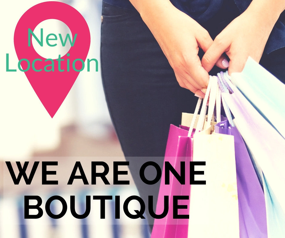 New Location - We Are One Boutique and Gifts