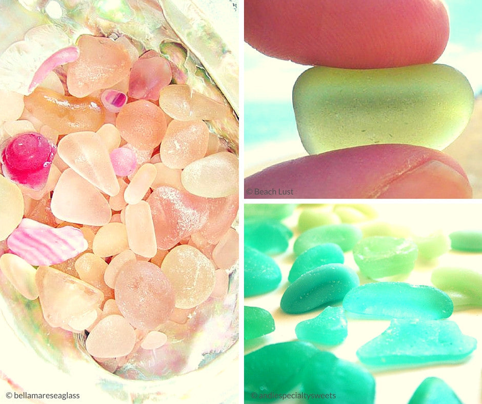 Sea Glass {Friday Finds}