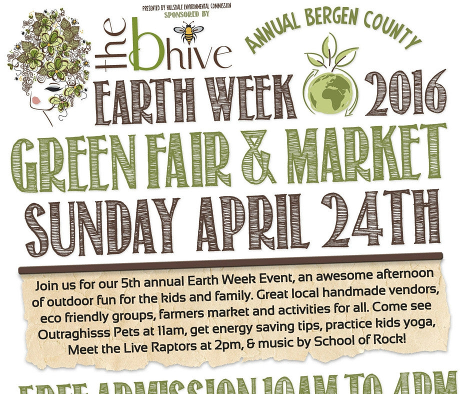 You're Invited! Join Me at the Green Fair + Market