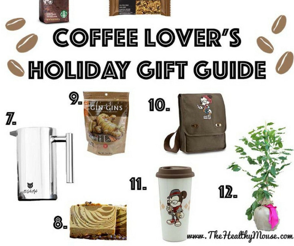 High Street Soap Featured in Coffee Lovers Gift Guide