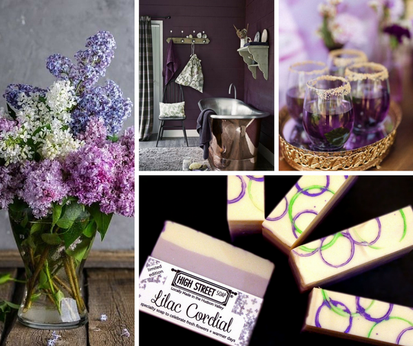 Lilac Inspiration - Friday Finds