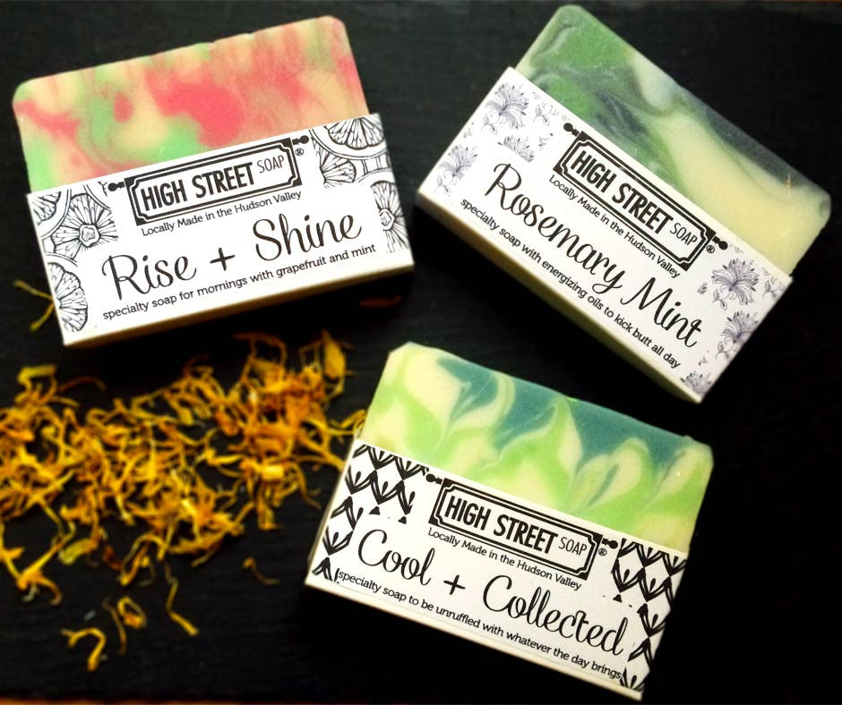 Combat Your Morning Grouch - Soaps to Start Your Day Right