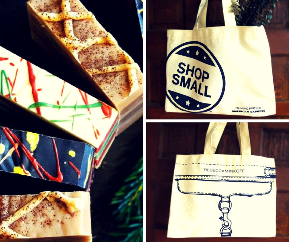Shop Small Giveaway! Free Canvas Bag with Your Order