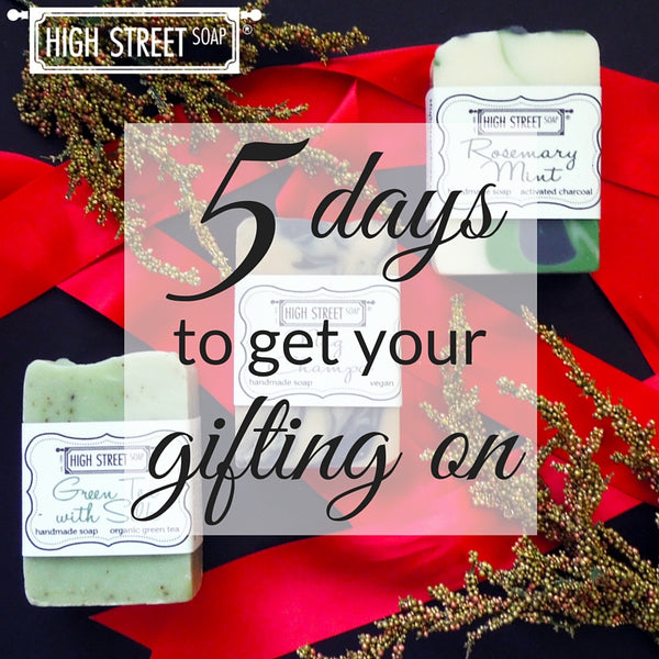 High Street Soap Custom Hostess Gifts