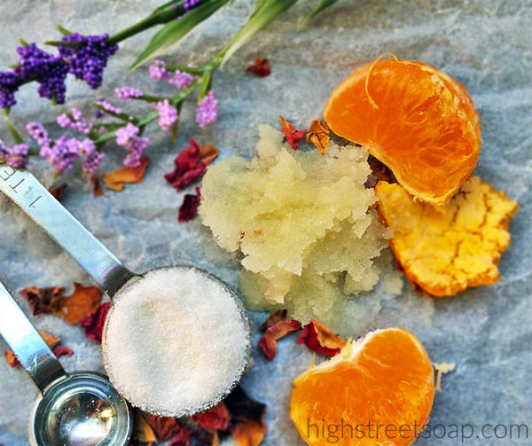 High Street Specialty Soap Blog Summer Skin Care Guide