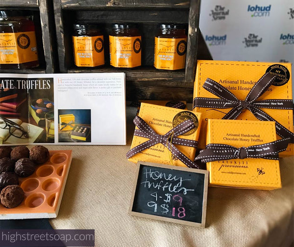 High Street Specialty Soaps and Catskill Provisions