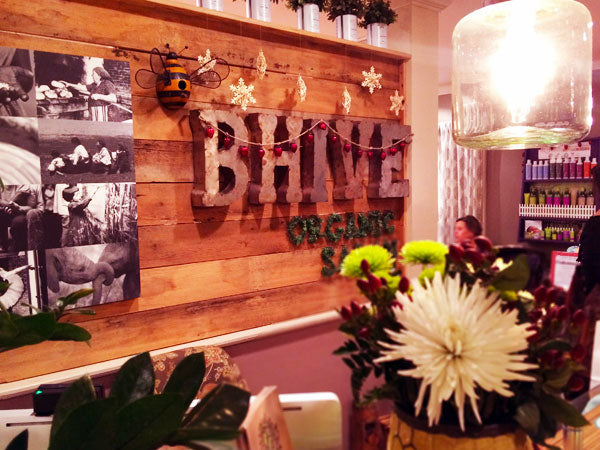 High Street Soap and The B Hive Salon Blog