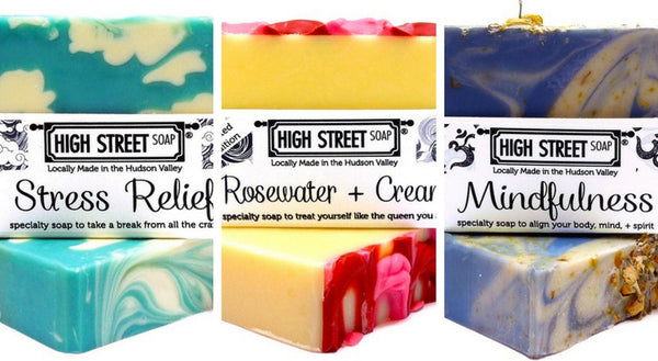 High Street Soap Specialty Soap Bars