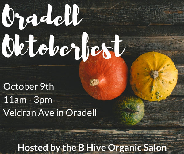 High Street Soap at the Oradell Oktoberfest