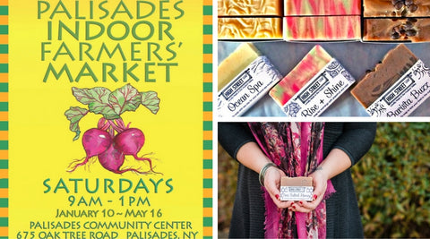 High Street Soap Specialty Soaps at the Palisades Farmers Market
