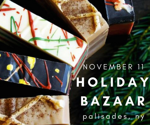 High Street Specialty Soaps at the Palisades Holiday Market