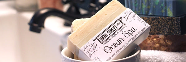 Wholesale Specialty Soaps - High Street Specialty Soap