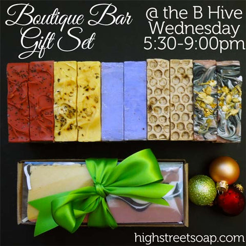 High Street Soap and the B Hive Salon