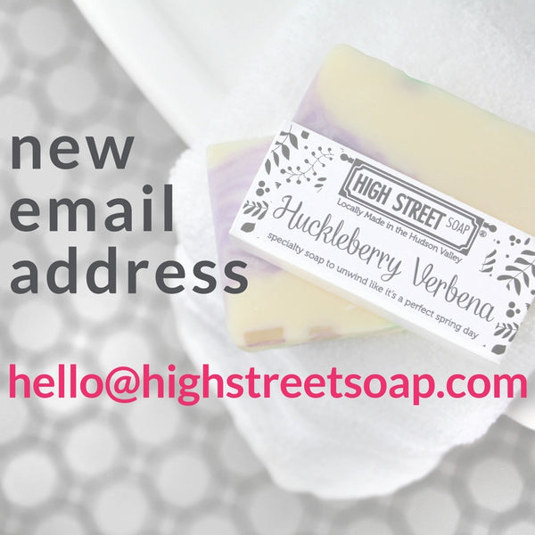 High Street Soap Email Address