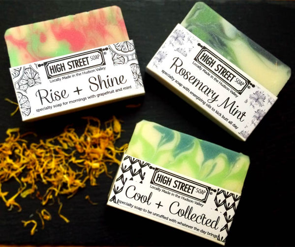 High Street Soap Specialty Soaps - Soaps to Wake Up in the Morning