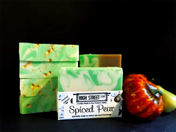 High Street Soap Specialty Soap Spiced Pear