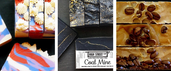 High Street Soap Specialty Soaps to Transform Your Mood - Motivating Soaps