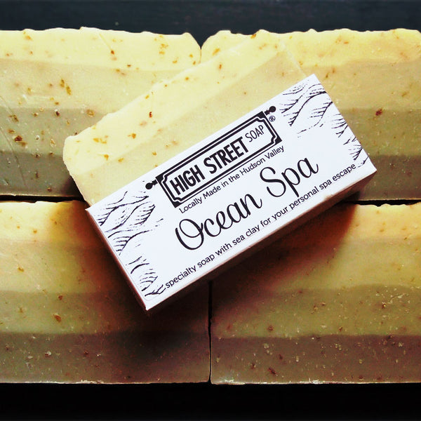 High Street Soap Specialty Soaps - Ocean Spa Soap