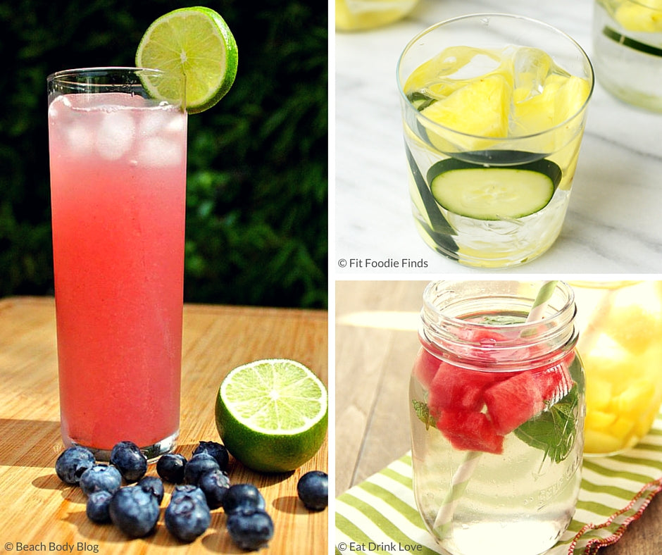 High Street Soap Blog - Infused Water Recipes to Refresh Your Mood
