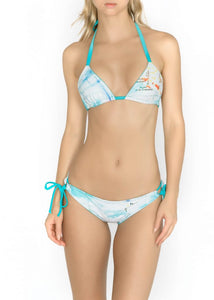 Vatt String Bikini in Cannes
