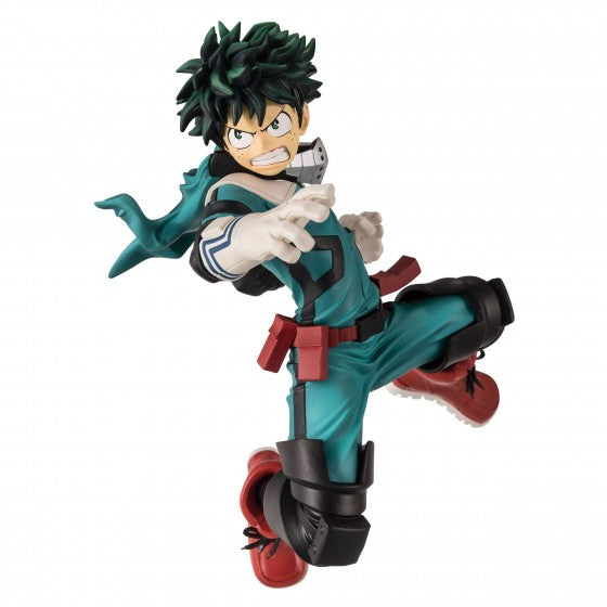 In stock Banpresto My Hero Academia The Amazing Heroes Midoriya Izuku Deku PVC Figur Model figure Dolls