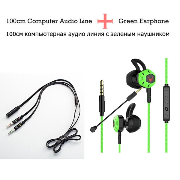 Langsdom Gaming Headset For Phone Earphone Xbox Gamer PS4 Headphone With Mic Stereo PUGB Headset Gamer auriculares fone de ouvid