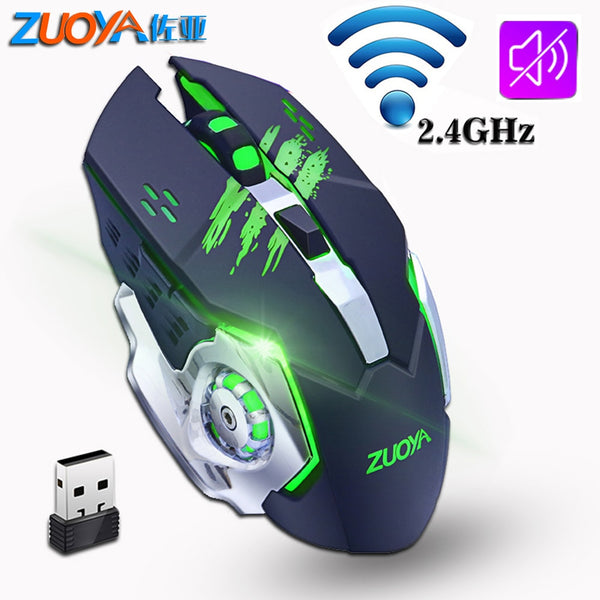 Mouse Gamer Bluetooth Zouya