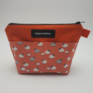 ORANGE SHEEPS - Notions Pouch