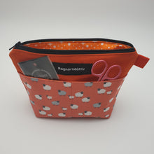 Load image into Gallery viewer, ORANGE SHEEPS - Notions Pouch
