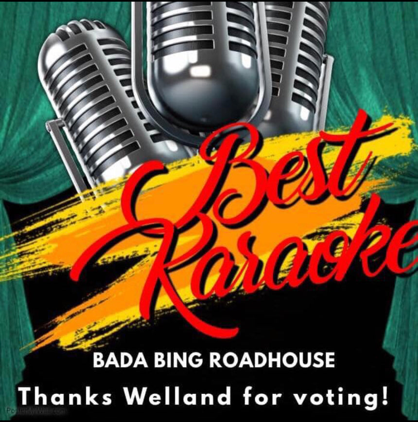 BADA BING Roadhouse (L3C 6P1) - Gift Card