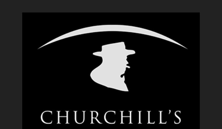 Churchill's (P1A2E7) - Gift Card