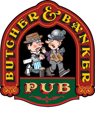 THE BUTCHER AND BANKER PUB (L0R1B5) - Gift Card