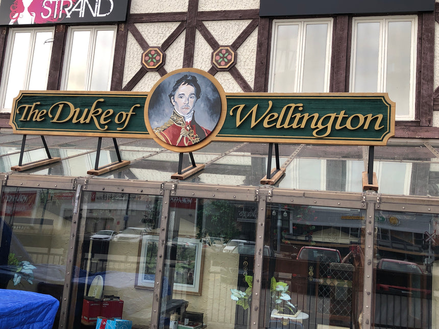 The Duke of Wellington (N2L1S8) - Gift Card