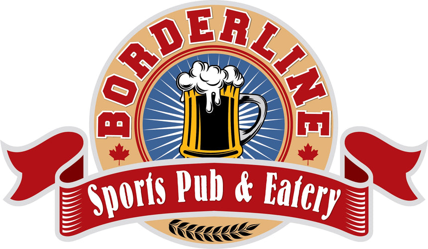 Borderline Sports Pub and Eatery (T6k3y3) - Gift Card