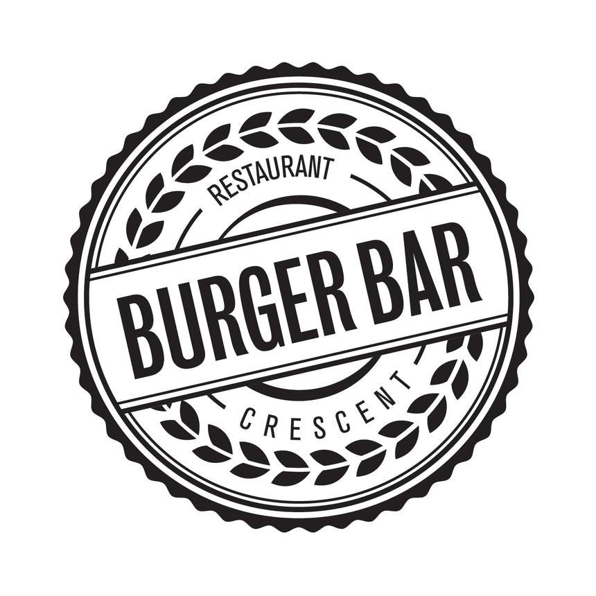 BURGER BAR CRESCENT (H3G2B2) - Gift Card