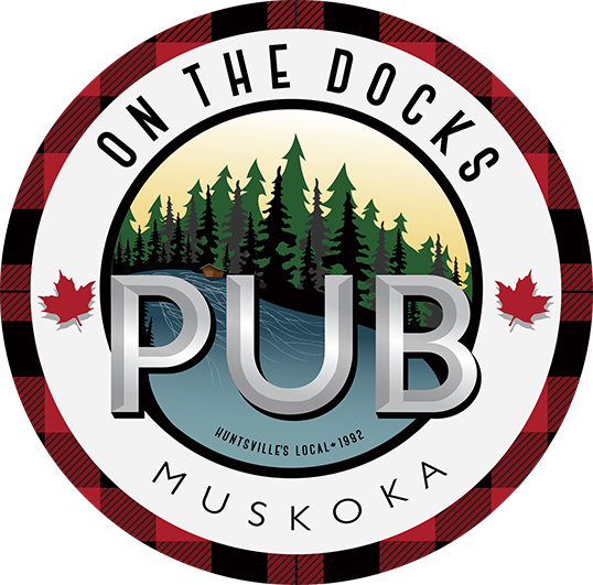 Pub On The Docks (P1H 2C7) - Gift Card