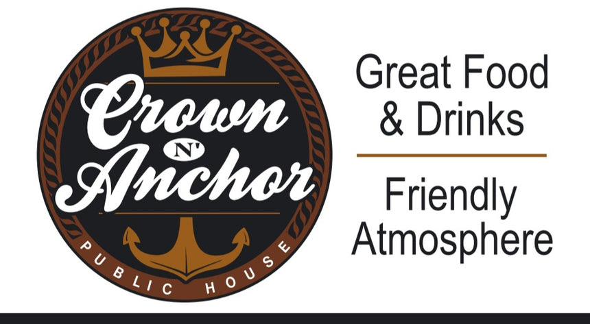Crown N Anchor Public House and Grill (V0E1E4) - Gift Card