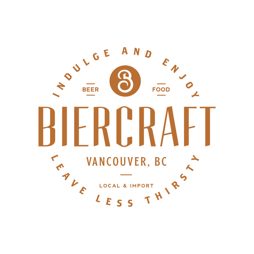 BierCraft Tap and Tapas (V5L 3X3) - Gift Card