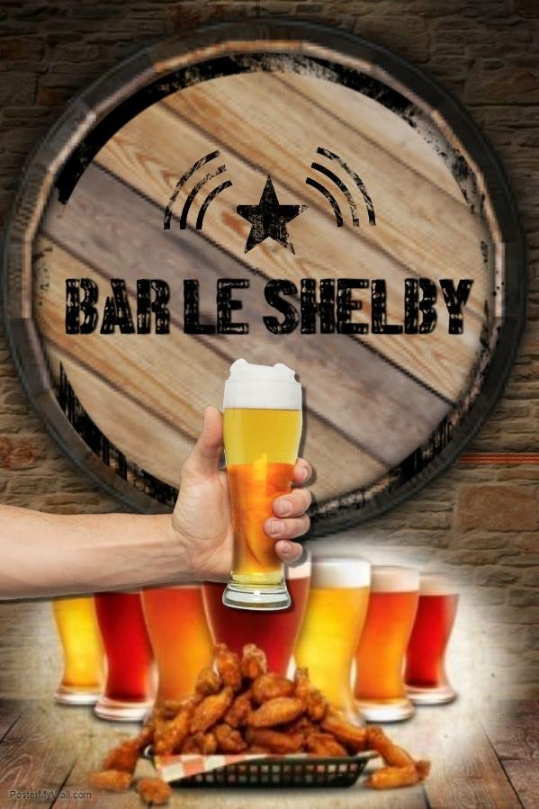 Bar le Shelby (J1R0H3) - Gift Card