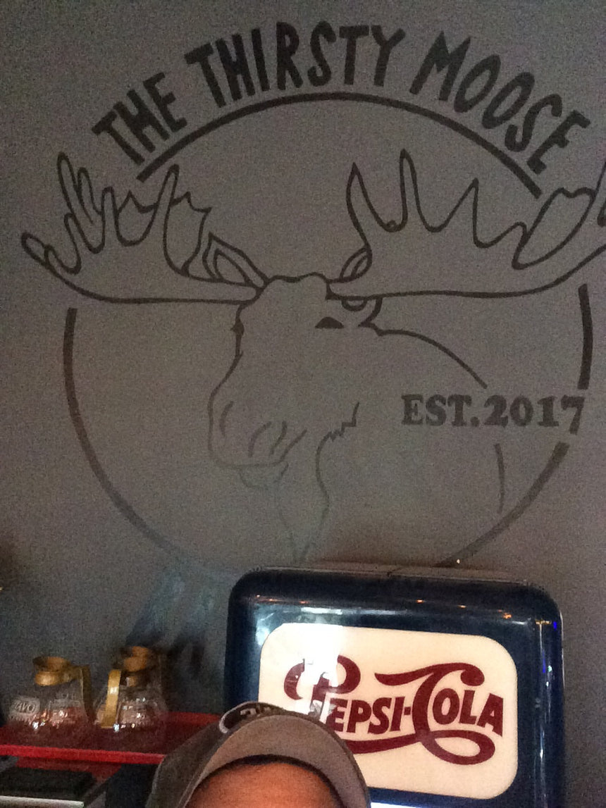 The Thirsty Moose (P0v 2m0) - Gift Card