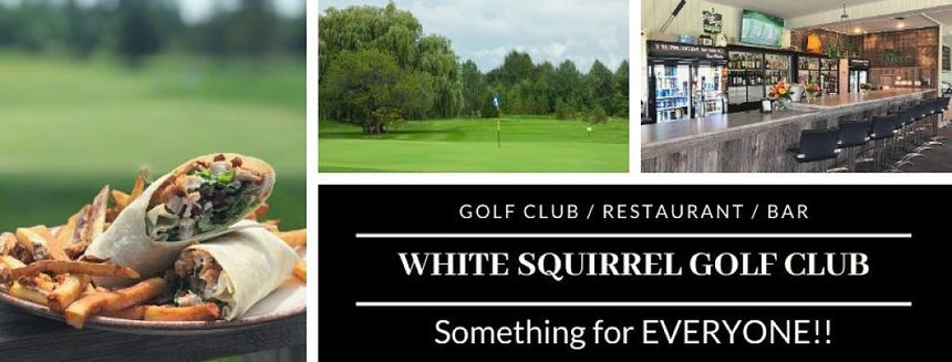 White Squirrel Golf Club (N0M2T0) - Gift Card