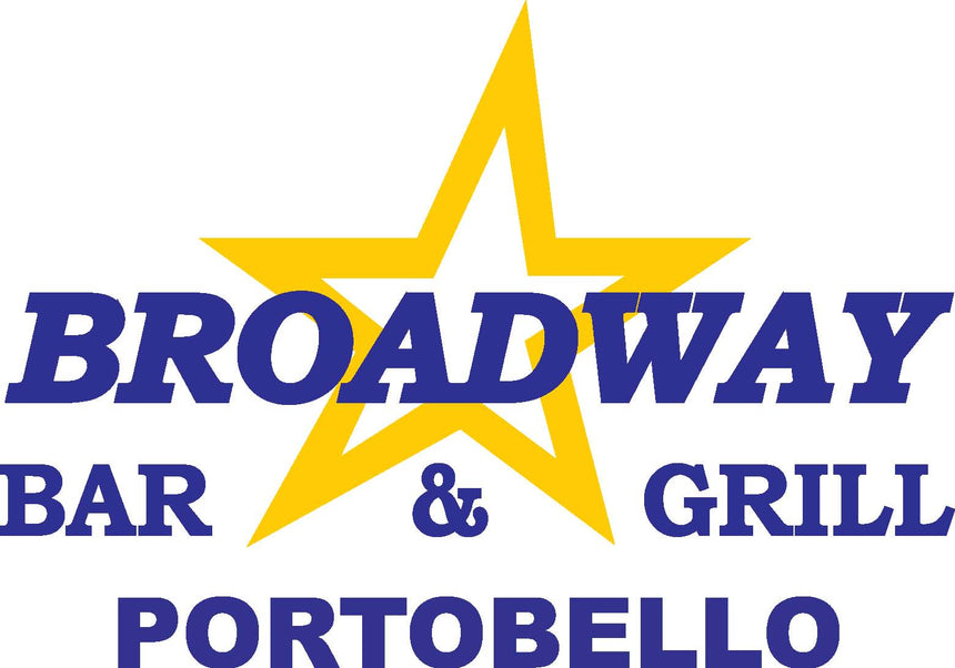 Broadway Bar and Grill Portobello (K4A4E7) - Gift Card
